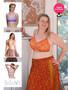 Kerri wire free bra pattern