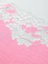 Pink Diamonds 18.5cm Stretch Lace