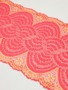 Tropical Sunset 20cm Stretch Lace