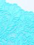 Aqua stretch bra lace