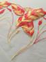 Autumn Feathers 21cm Rigid Lace