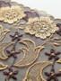 Golden Grape Italian 15cm Rigid Lace
