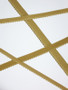 Antique Gold Facing Elastics