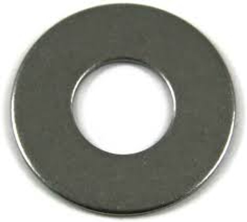 """66-WSH12S Stainless Steel Flat Washer 1/2"""""""