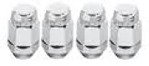 61-LN1316AC Lug Nuts - Acorn Style - CHROME