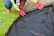 A guide to installing Premium weed groundcover