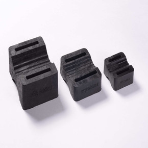Rubber Tree Support Block
