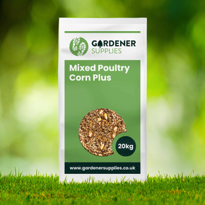 Mixed Poultry Corn Plus