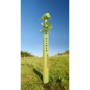 120cm Biodegradable Earthboard Tree Shelter Guard