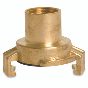 Quick Connection Brass Female Long Quick Coupler