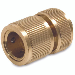 Quick Connection Brass Click On Hose Adaptor
