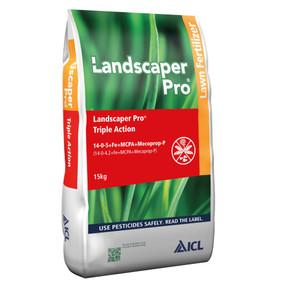 ICL Landscaper-Pro-Weed-Feed-Mosskiller-Lawn-FertiliserFeedHerb15kg