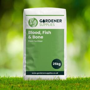 Blood Fish & Bone Plant Fertiliser 25kg