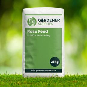 Rose Feed 5-5-10 + 0.6Fe + 0.6Mg 25kg