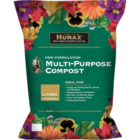 Humax Multipurpose Compost 60Ltr