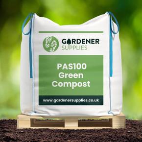 Gardener Supplies PAS100 Compost Bulk Bag
