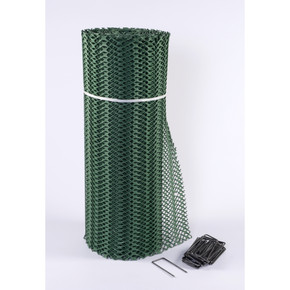 Grass Reinforcement Heavy Protection Mesh & Pins Package