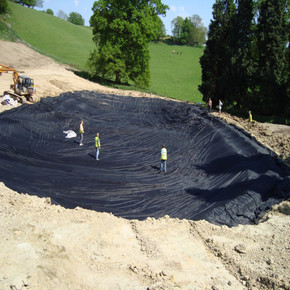 Butyl Pond Liner 0.75mm