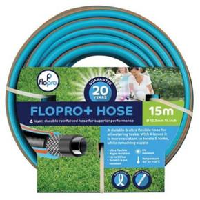 Flopro+ Semi-professional Hose Pipe 15m