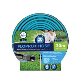 Flopro+ Semi-professional Hose Pipe 30m