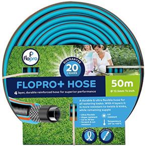 Flopro+ Semi-professional Hose Pipe 50m
