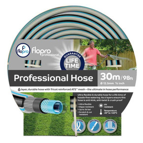 Flopro Professional Hose Pipe 30m