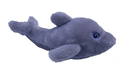 """10"""" Miniz Dolphin Gray"""