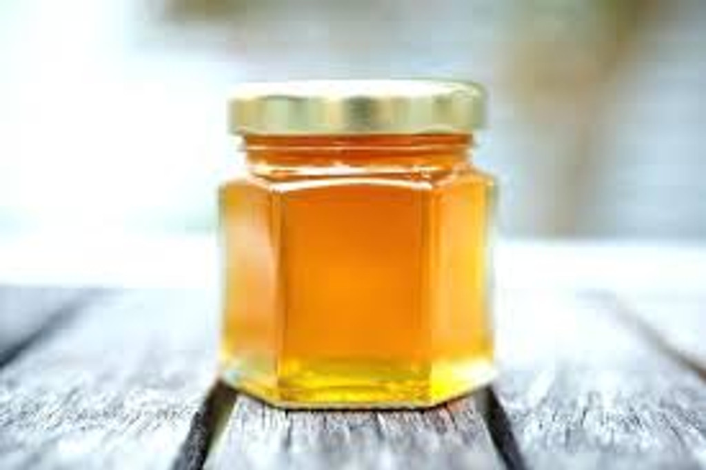 Pure Honey is a gift from the bees