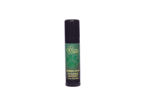 Honey Buz Green Paw - CBD Balm for Nose and Paws