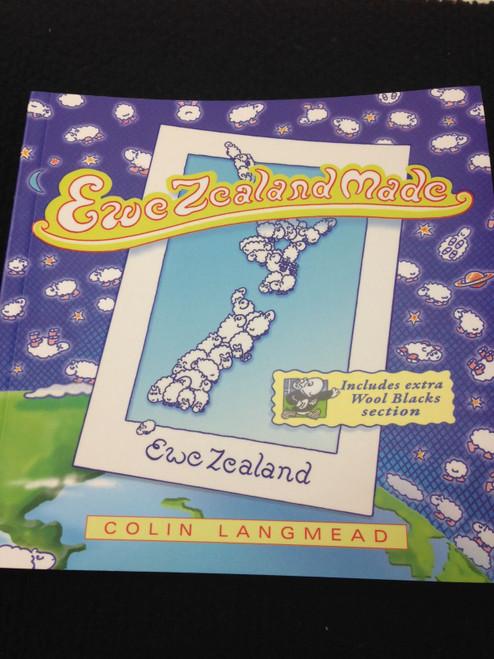 Ewe Zealand Made Book