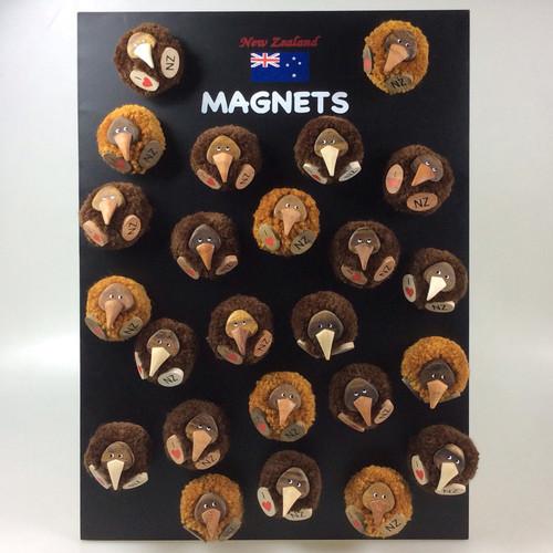 Kiwi Magnetic PomPom