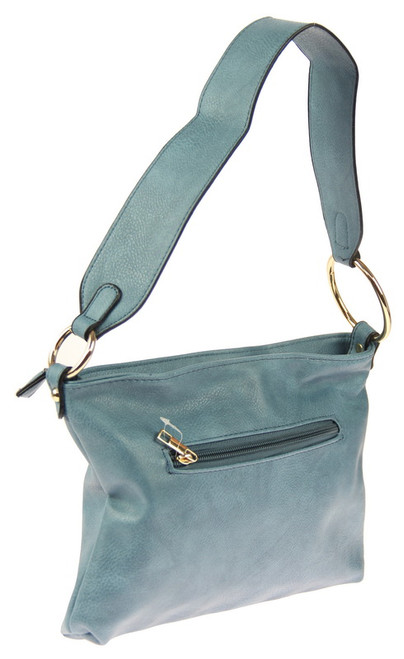 wide strap rectangle bag