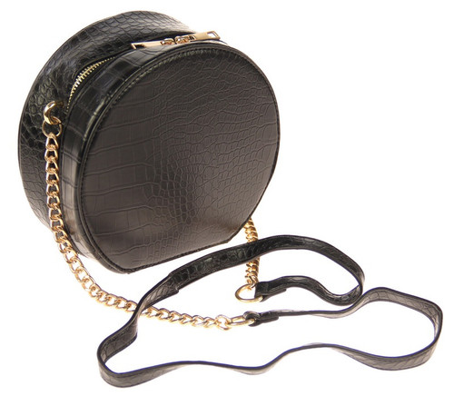 Round Box bag (comes in 3 different colours)