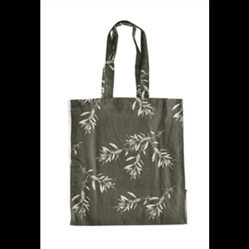 100% Cotton Tote Bag - Olive Grove design - Eco Shopping Bag (various colours)