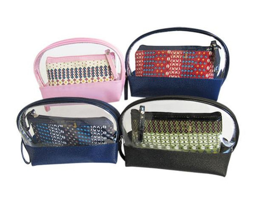 Make Up Bag - comes in 4 different colours