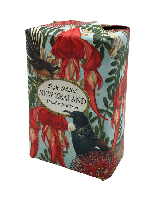 Soap - hand made in NZ triple milled gift wrapped soaps (more than 20 fragrances available)
