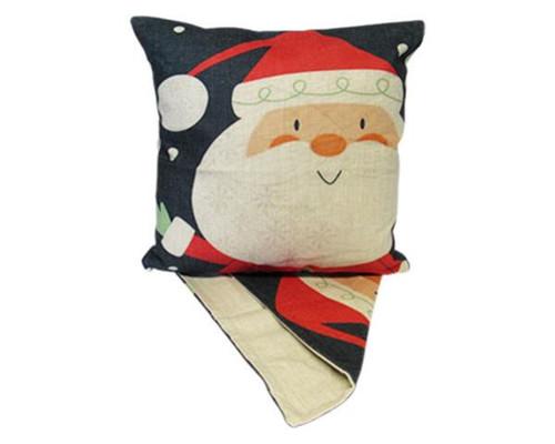 Cushion Cover - Christmas Santa