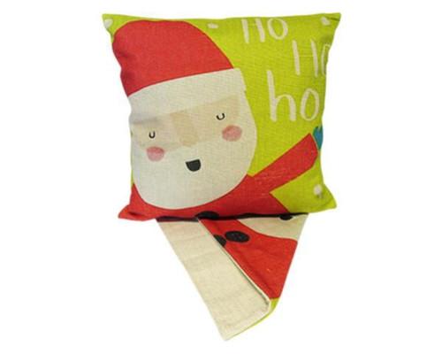 Cushion cover  - Christmas HoHoHo