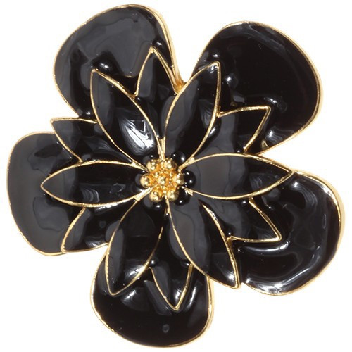 Flower Brooch (comes in 6 colours)