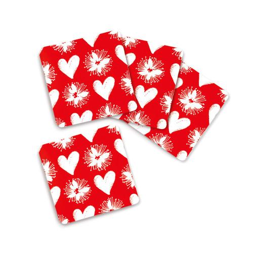 Love - Coaster Set