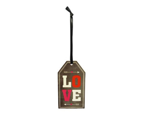 LOVE - Hanging Sign