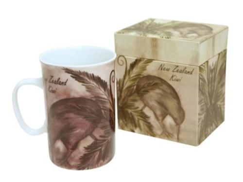 NZ Kiwi Mug