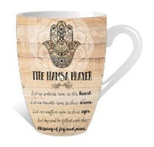 Mug - the Hamsa Prayer
