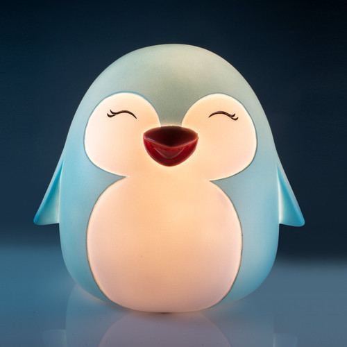 Night Light table lamp Blue Penguin
