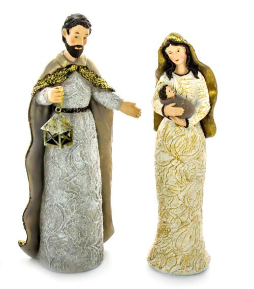 nativity scene - 2 piece - medium