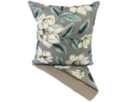 Cushion cover - white roses