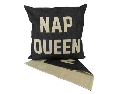 Cushion Cover - Nap Queen