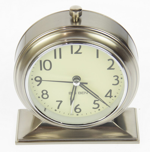 Table top Alarm Clock (cream face or blue face)
