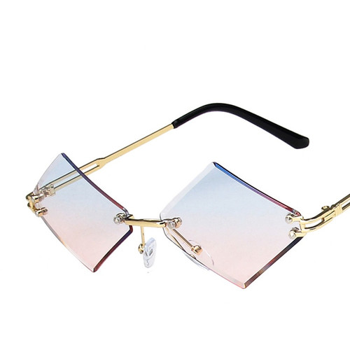 Diamond shaped sunglasses - various colours
