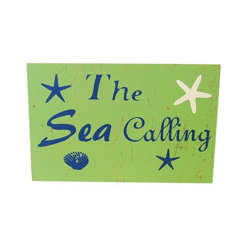 beach magnet theme - The Sea Calling